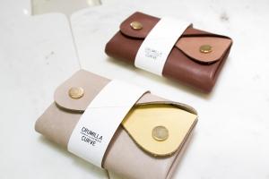 wallets crumilla 2 geel bruin ws