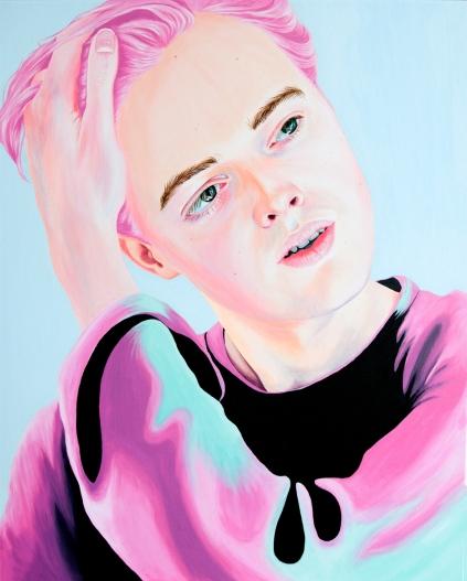 hile-portret-roze